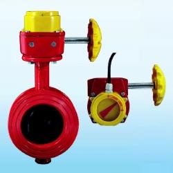 van-buom-tin-hieu-fire-signal-butterfly-valve