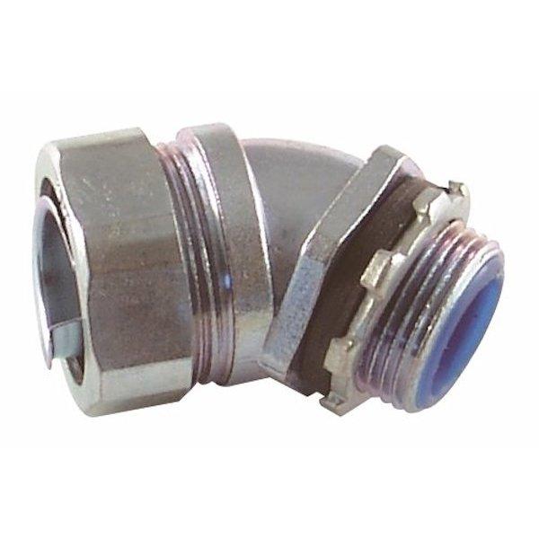 Đầu nối ống ruột gà lõi thép với hộp điện